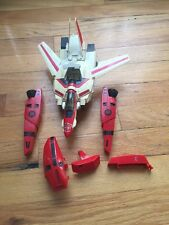 Vintage G1 Transformers Jetfire Autobot  Bandai With Accessories