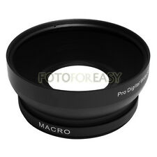 72mm 0.45x Wide Angle & Macro Conversion Lens + Gift