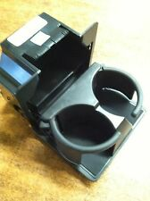 NEW OEM NISSAN 2008-2014 TITAN/ARMADA REAR CHARCOAL CUPHOLDER ASSEMBLY -SEE LIST