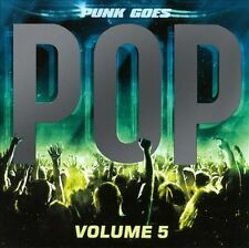 Various Artists Punk Goes Pop 5 CD