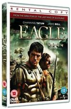 "THE EAGLE (DVD-2011,1 Disc) Region 2. Channing Tatum, Jamie Bell. ""CAPTIVATING!"""