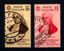 ITALIA - Regno - 1934 - 1° Congresso elettro-biologia (Galvani)
