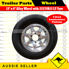 215/70R15 15 Inch Wheel and Tyre Package