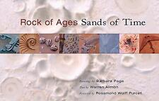Rock of Ages, Sands of Time: Paintings by Barbara Page, Text by Warren-ExLibrary