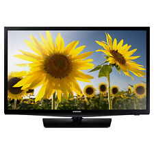 "NEW Samsung UN24H4000 24"" Clear Motion Rate 120 LED HDTV FAST SHIPPING!"