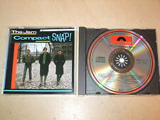 The Jam - Compact Snap (Best Of)(CD) 21 Greatest Hits - Mint/New - Fast Postage