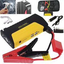Petrol&Diesel 68800mAh 12V Car Power Bank Mini Jump Starter Mobile Power Charger