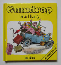 GUMDROP IN A HURRY BY VAL BIRO SMALL HB BOOK 1996