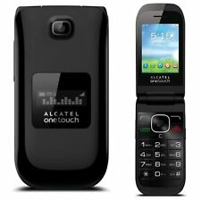UNLOCKED Alcatel OneTouch A392A Quad Band Flip Cell Phone, Camera, Bluetooth,NEW