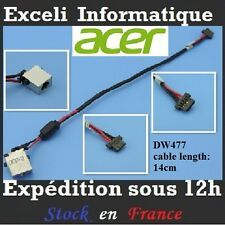 connecteur Dc jack cable wire connector  ACER ASPIRE V5-171 series