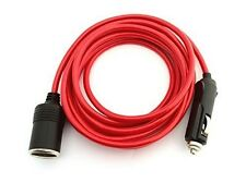 RoadPro RP-203EC 12-Volt 12-Foot Extension Cord With Cigarette ...
