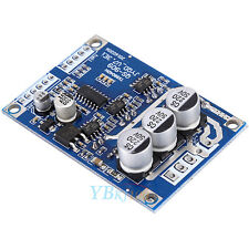 DC 12V-36V 500W Brushless Motor Controller Hall Balanced BLDC Driver Board New