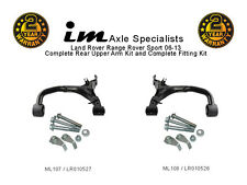 Range Rover Sport Complete Rear Upper Arm Kit With Fitting Kits (wishbone)