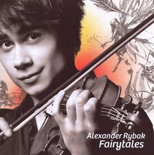 "ALEXANDER RYBAK ""FAIRYTALES"" CD NEW+"