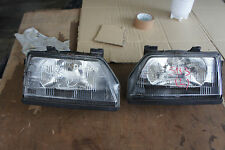 JDM Honda Civic Ak SB3 hatchback 87' oem glass headlights headlamp 86' 85