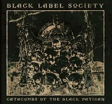 """BLACK LABEL SOCIETY - CATACOMBS OF THE BLACK VATICAN: LIMITED VINYL + 7"""" (2014)"""