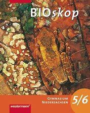 BIOskop 5 / 6 - Schülerband / NDS von Rainer Hausfeld und Wl 9783141505009 w.Neu