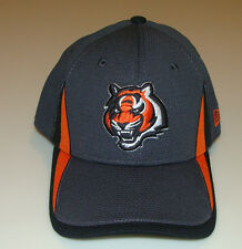 New Era Hat Cap Football Cincinnati Bengals M/L 39thirty 2013 Training Graphite