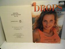 Drops Strikk Design Crochet and Knitting Patterns Garnstudio Nordic Yarn Company