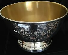 MOET CHANDON ICE IMPERIAL DOUBLE MAGNUM CHAMPAGNE BUCKET  PEWTER UNUSED