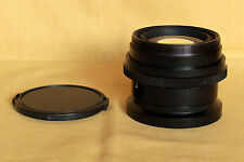 Tessar 250/4.5 250mm large format Carl Zeiss Jenax lens CLA works