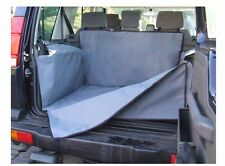 LAND ROVER DISCOVERY TD5 QUAULITY  BOOT LINER COVER COLOUR GREY
