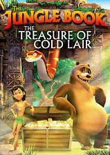 The Jungle Book: Treasure of Cold Lair (DVD, WS) NEW SEALED