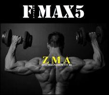 ZMA EXTREME crescita muscolare Anabolizzanti Testosterone 120 Compresse