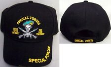 US Special Forces Embroidered Military Baseball Caps Hats  (E7506SF2)