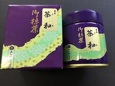 New Authentic Matcha Green Tea Aiya Sawa Can Powder 40g MADE IN JAPAN