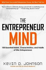 The Entrepreneur Mind : 100 Essential Beliefs, Characteristics (FREE 2DAY SHIP)