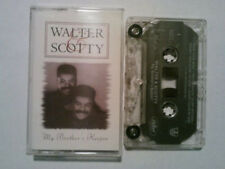 My Brother's Keeper by Walter & Scotty (Cassette, May-1993, Black Tie...
