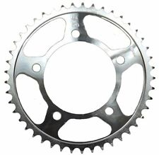 YAMAHA TW200 XT225 XT350 RT180 WPS JT 44 TOOTH REAR STEEL SPROCKET #55-184244