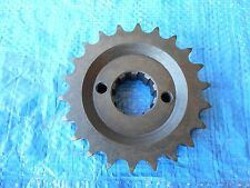 NEW 22 TOOTH ENGINE DRIVE SPROCKET, SPLINE HARLEY DAVIDSON FL, FX 1955-1976