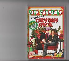 JEFF DUNHAM VERY SPECIAL CHRISTMAS SPECIAL DVD AND CD VENTRILOQUIST