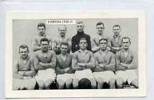 (Gy292-457) Thomson, Football, Famous Teams, Everton 1930-31 VG-EX issued 1962