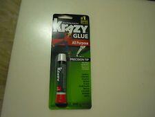 INSTANT KRAZY GLUE Tube  On 2 Grams KG585 Krazy Strong Krazy Fast All Purpose
