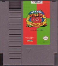 ATTACK OF THE KILLER TOMATOES ORIGINAL CLASSIC NINTENDO GAME ONLY NES HQ