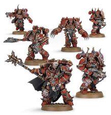 Warhammer 40K Dark Vengeance Chaos Space Marine Chosen 6 Man Squad (59)