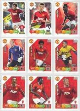 NICK POWELL 2013 ADRENALYN XL MANCHESTER UNITED MU #50