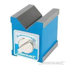 Magnetic V-Block 70 x 60 x 70mm Mechanical Engineering Precision Tools