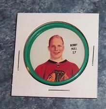 Shirriff  coins hockey 1962-63 # 57 Bobby Hull AW  Holder