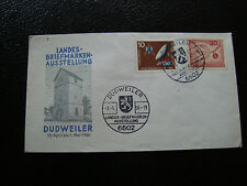 ALLEMAGNE (rfa) - enveloppe 1/5/1966 (cy23) germany