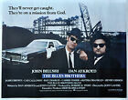 """BLUES BROTHERS""..John Belushi Dan Akroyd.. Classic Movie Poster A1A2A3A4 Sizes"