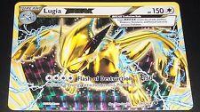 Lugia BREAK 79/124 XY Fates Collide NEAR MINT Ultra Rare Pokemon Card