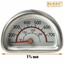 Bar.B.Q.S SS Heat Indicator for Select Charbroil and Kenmore Gas Grill Model