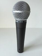 Microphone Shure SM58 Dynamic Professional w/ Carry Case/Bag