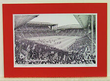 Liverpool FC - Anfield. Limited Edition Stadium Art Print by Stuart Herd