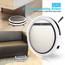 ILIFE V5 Smart Cleaning Robotic Automatic Vacuum Auto Floor Cleaner LY