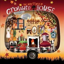 The Very Very Best of Crowded House by Crowded House (CD, Oct-2010, EMI Music Di